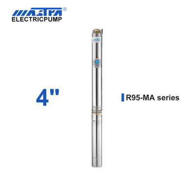 Mastra 4 inch submersible pump - R95-MA series pump types