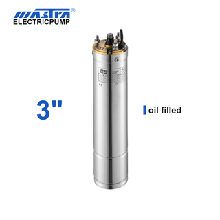 "3"" Oil Cooling Submersible Motor"