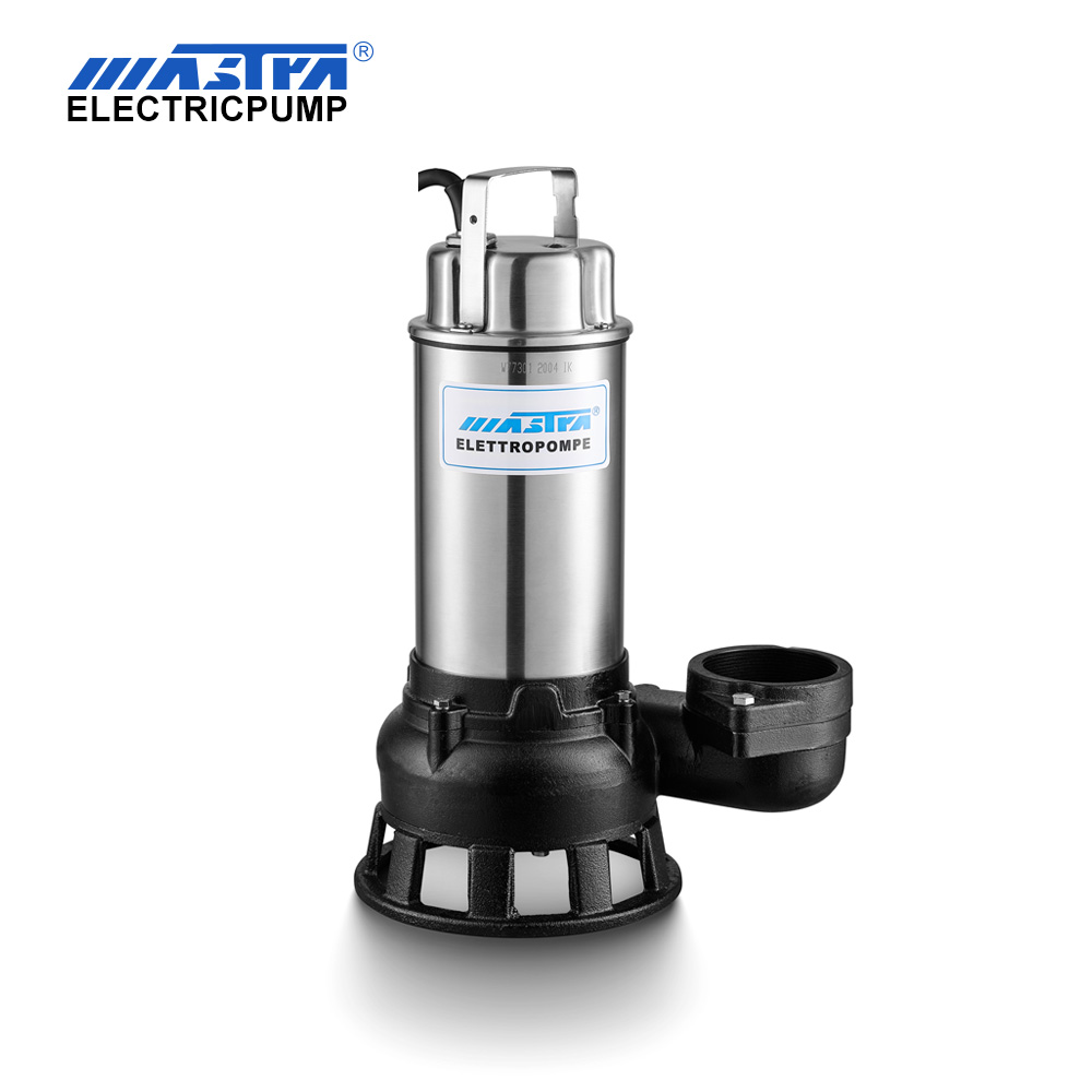60Hz-MAF Submersible Sewage Pump deep well pump control