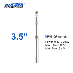 Mastra 3.5 inch submersible pump - R85-QF series