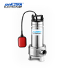 60Hz-MDL Stainless Steel Submersible Sewage Pump deep well hand pump used